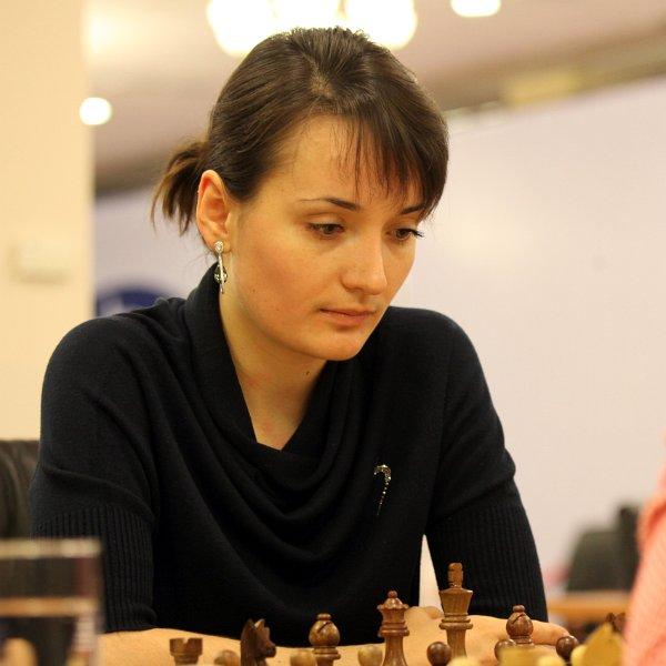 Kateryna Lahno, estandarte del equipo ucraniano - Chess ...