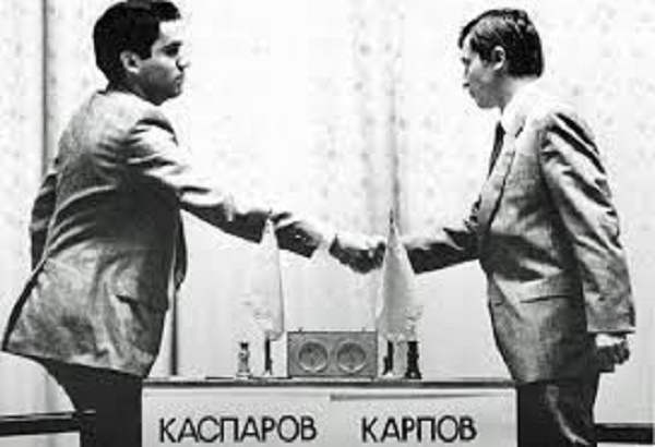 Kasparov Karpov