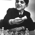Kasparov de niño