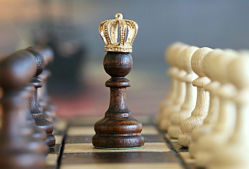 campeón del mundo de ajedrez