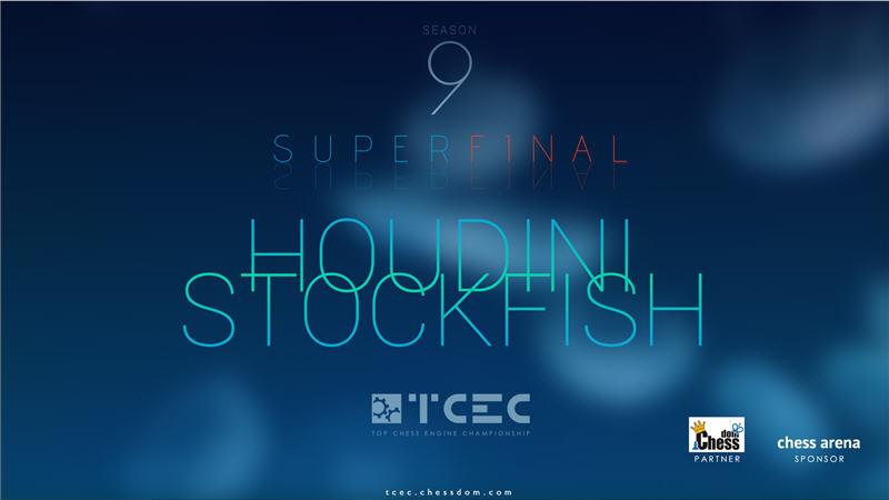 Campeonato de Módulos de Ajedrez 2016: Houdini vs Stockfish